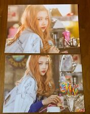 Red Velvet Ice Cream Cake Official Postcards Joy
