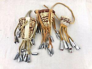 Miniature Apache Burden Basket