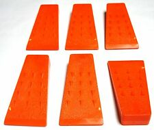 "5-1/2"" Barbed (Spiked) Felling & Bucking Chainsaw Wedges (6-Pack)      WH59TS(6)"