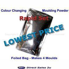 Clone Mould Moulding Powder Baby Casting Kit BULK alginate COLOUR CHANGING