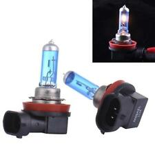 2 X H11 12V 55W Super Bright Ultra White Fog Halogen Bulb Car Head Lights Lamp