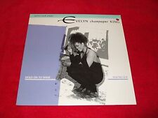 """EVELYN CHAMPANGNE KING ~ HOLD ON TO WHAT..   12"""" MINT/ NEVER PLAYED/ PROMO"""