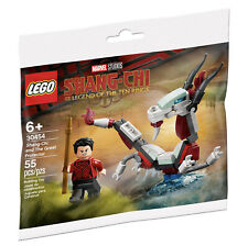 LEGO Marvel 30454 (Polybag) - Shang-Chi and The Great Protector