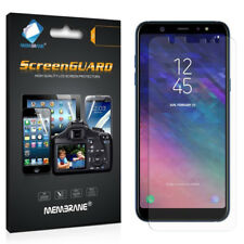 3 Clear Screen Protector Film Saver For Mobile Phone Samsung Galaxy A6 PLUS 2018