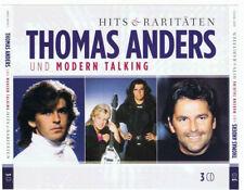 Thomas Anders - HITS & RARITÄTEN - 3 CD Box © 2011>Modern Talking..NEW, OVP