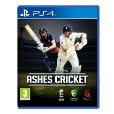 Ashes Cricket Ps4 Sport Sony PlayStation