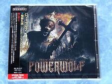 POWERWOLF Preachers Of The Night MICP-11232 JAPAN CD w/OBI SEALED 040az46