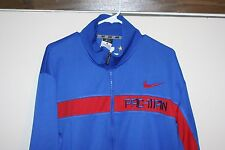 Nike Pacquiao Pac Man Track Jacket Multi Blue Men XL Boxing Philippines Athletic