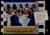 Fotobusta-Skandal Al Sunglasses Summer Place Sandra Dee Daves C T116