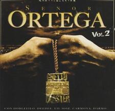 SENOR ORTEGA = Ghetto Blaster Vol 2 = 2CD = SPANISCH HIP HOP !!