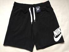 NIKE AW77 Solstice SweatShorts New+Tag 2XL Bold Logo Vtg Style Fleece Spa Shorts
