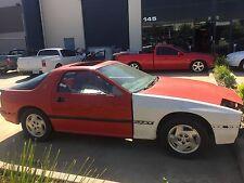 """MAZDA RX7 S4 S5 GUARD BARE WHITE  """" WRECKING CAR """""""