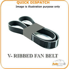 296PK1075 V-RIBBED FAN BELT FOR PEUGEOT 806 2 1994-2002