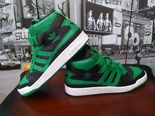 Adidas Originals Celtics Green black Leather Forum Mid G09372 2009 Men's US 8.5