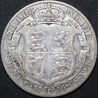 1926 | George V Half-Crown | Silver | Coins | KM Coins