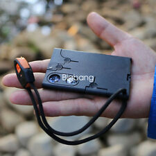 Fitting 18 in 1 Multi Purpose Pocket Credit Card Survival Knife Outdoor Camping