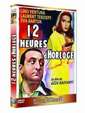 "DVD ""Douze heures d'horloge"" Lino Ventura    NEUF SOUS BLISTER"