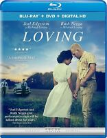 Loving [New Blu-ray] With DVD, UV/HD Digital Copy, NEW AND SEALED