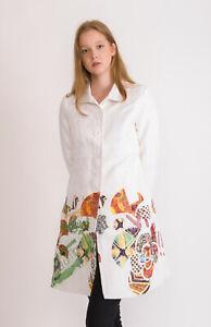 DESIGUAL Women's Coat Size 44 EU RRP: 139 EUR