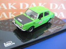 Die cast 1/43 Modellino Auto Simca 1000 Rally 2 Operation 1973 by Ixo