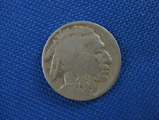 1913 D BUFFALO NICKEL US 5 CENT COIN ACID DATED