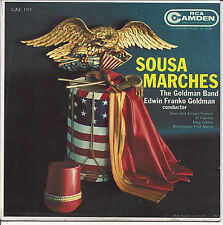 Sousa Marches, The Goldman Band © RCA CAE110
