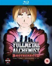 Fullmetal Alchemist Brotherhood Vol 1 - Blu-ray Yasuhiro Irie Manga Entertainmen