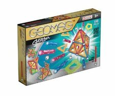 """Geomag """"Glitter"""" Magnetic Construction Set - 68 Pieces"""