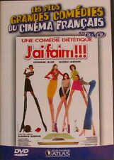 DVD J'AI FAIM - Catherine JACOB / Michèle LAROQUE / Stéphane AUDRAN