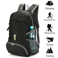 3fa9a876a195 Waterproof Outdoor Sport Hiking Camping Travel Backpack Daypack Rucksack Bag
