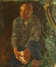 Expresionist - Bauer (?) - signiert - museal - sammelwürdig Expressionismus