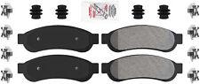 Disc Brake Pad Set-4WD Rear Autopartsource ASD1334
