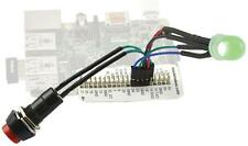 Monkmakes CALAMARI Combo Pack Per Raspberry Pi RGB LED e interruttori a pulsante 2x