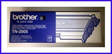 ORIGINAL TONER BROTHER TN-2005 FOR HL-2035 HL-2037  NEUF