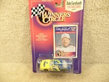 New 2000 Winners Circle 1:64 NASCAR Dale Earnhardt Sr Wrangler Aerocoupe #3