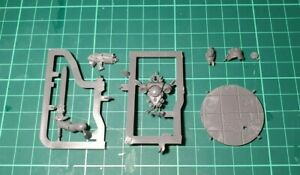 Ultramarines Captain Uriel Ventris Warhammer 40K Primaris Space Marines bits