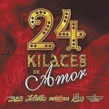 24 Kilates De Amor / Varios