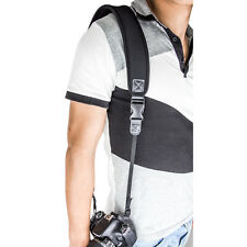 New JJC NS-Q1 Neoprene durable Shoulder fatigue Neck Strap for DSLR Camera