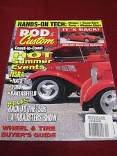 ROD & CUSTOM - X51 SHOW CAR - Dec 1997 vol 31 #12