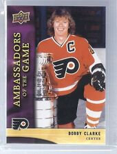2009-10 UPPER DECK BOBBY CLARKE UD AMBASSADORS OF THE GAME FLYERS