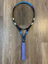 Babolat Pure Drive Team Swirly 4 1/2 Very Good Condition