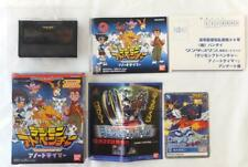 DIGIMON ADVENTURE ANODE TAMER w/ CARD DIGITAL MONSTER BANDAI WONDERSWAN BOXED