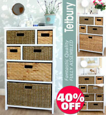 Bathroom Contemporary MDF Chests of Drawers
