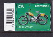 Österreich/Austria  2020 - Autos & Motorräder/Oldtimer / PUCH MV 50 V ** Randstk