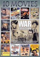 War Collection: 10 Movies (3 Disc) DVD NEW