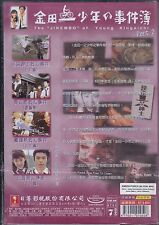 NEW Original Japanese Drama VCD Kindaichi shonen no jikenbo 2 [金田一少年の事件簿 2]