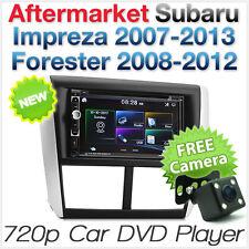 Car DVD Player Subaru Impreza Forester Stereo Radio CD USB Fascia Facia ISO Kit