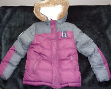 Primark childs kids rebel winter coat fleece lined coat jacket 6 - 7 years 122cm