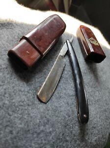Vintage Rasiermesser, Barbiermesser, Puma, Solingen