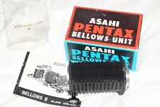 Asahi Pentax Bellows Boxed with Instruction Manual   Excellent Condition